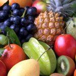 Beneficios de las frutas. Alimentación Sana