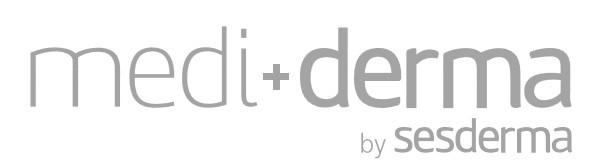 Peelings, medi+derma (by sesderma)